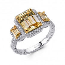 Lafonn Classic Diamond Ring - R0070CAT07