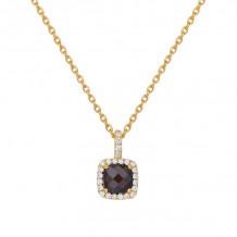 Lafonn Aria Gemstone Necklace - GP007SMG18