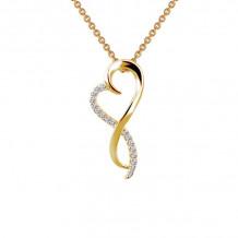 Lafonn Classic Diamond Necklace - P0151CLG18