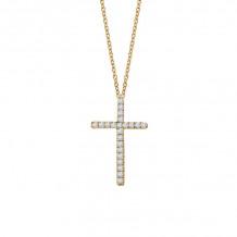 Lafonn Classic Diamond Necklace - P0072CLG18